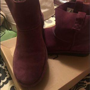 Classic unlined women mini ugg boots